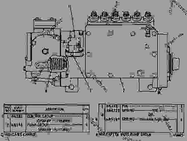 3206 Cat Engine Diagram