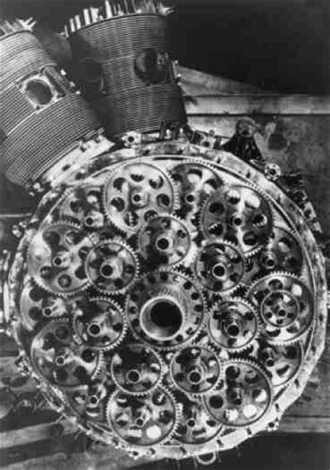 Bristol Hercules radial airplane engine. Sleeve valve