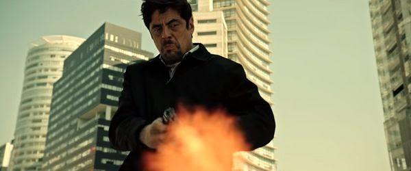 Benicio Del Toro reprises his role as the hired assassin named Alejandro in SICARIO 2: SOLDADO.