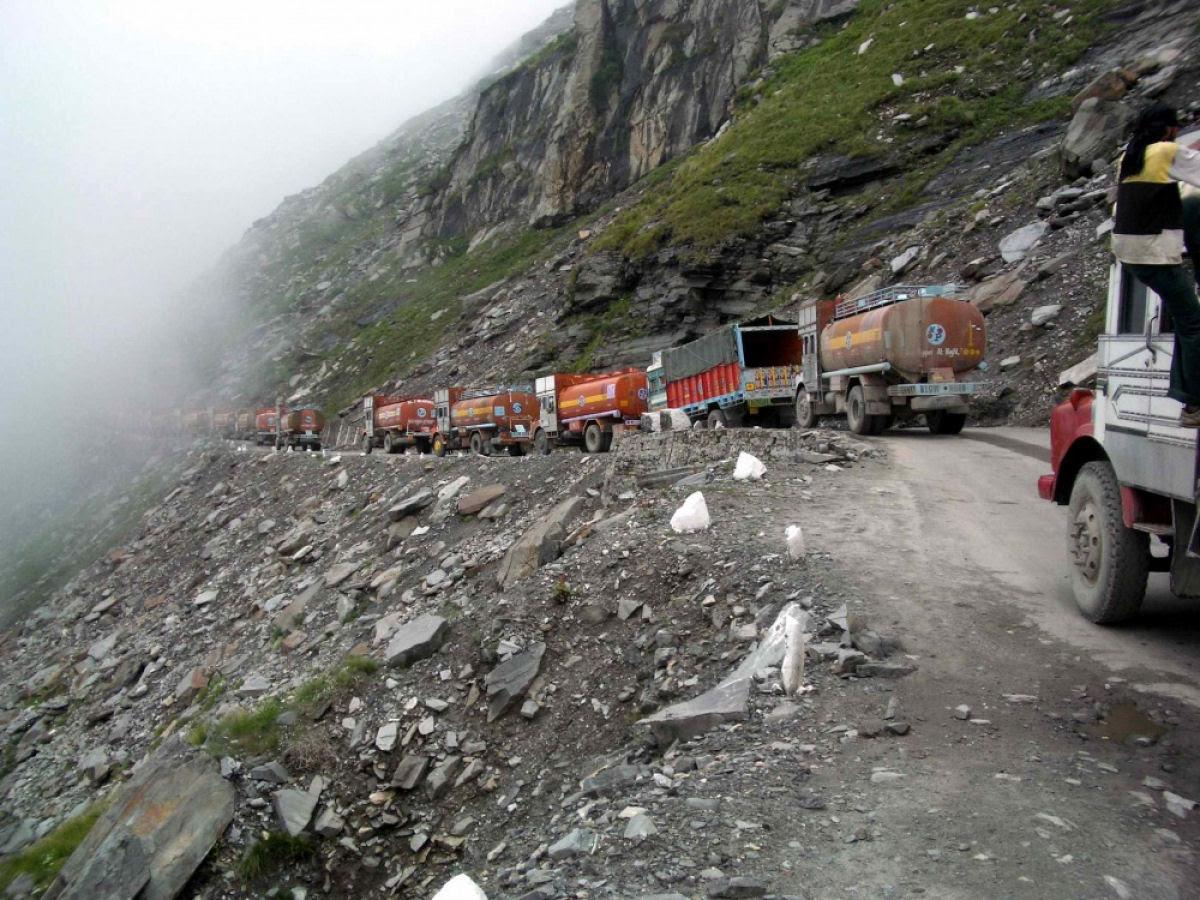 Alguns dos caminnhos mais perigosos do mundo 09