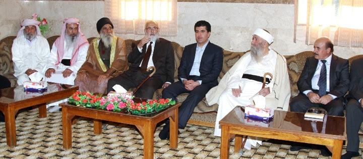 طبقات المجتمع الإيزيدي