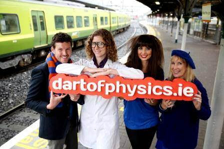 DART of Physics and Outreach
