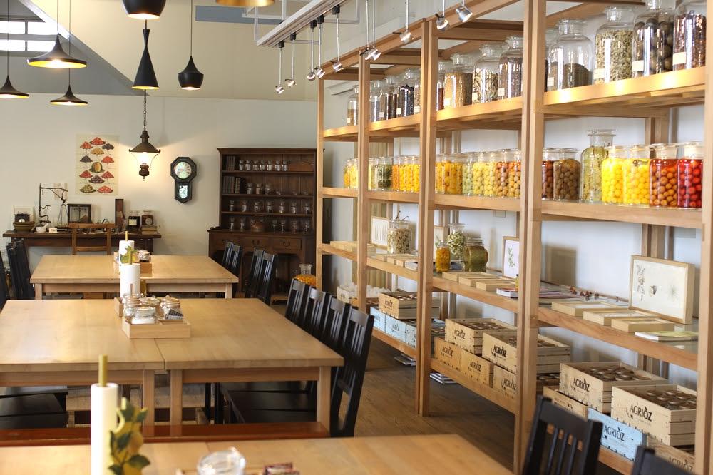 宜蘭。AGRIOZ咖啡館+橘之鄉形象館 - 旅行途中