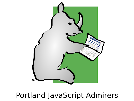 Portland JavaScript Admirers' Monthly Meeting