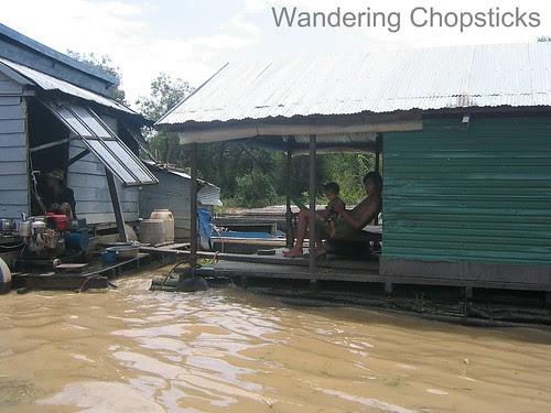 Chong Kneas Floating Village 13