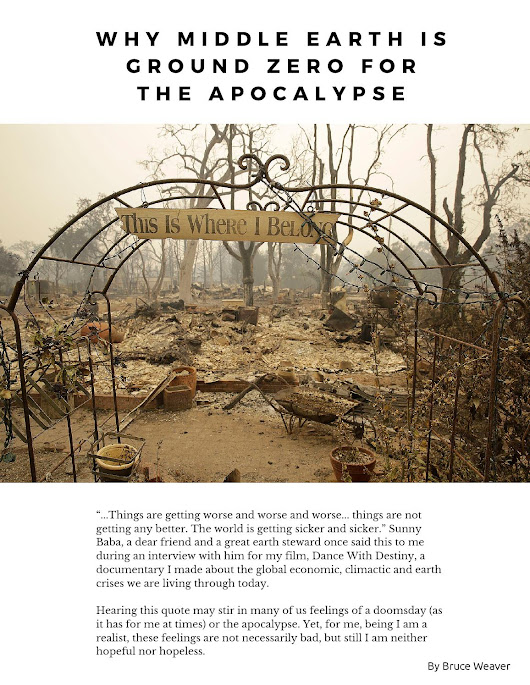 Why Middle Earth Is Ground Zero For The Apocalypse