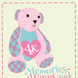 Memory Bears, Toys, Cushions and Quilts - Memories-4Keeps