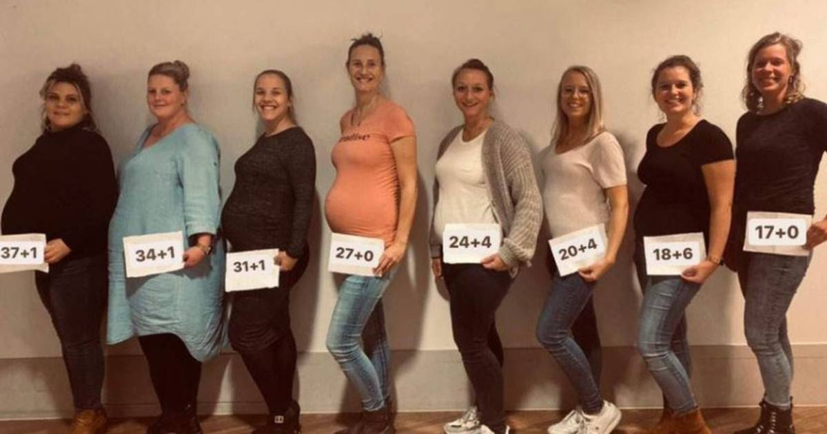 Babyboom op kraamafdeling Bernhoven: tien verpleegsters zwanger | Uden, Veghel eo | bd.nl