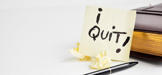 5 Times Mentally Strong People Give Themselves Permission to Quit