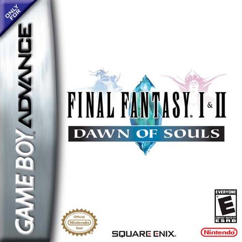 โหลดเกมส์บอย Final Fantasy I And II