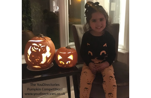 Halloween Pumpkins Competition by YouDirectories