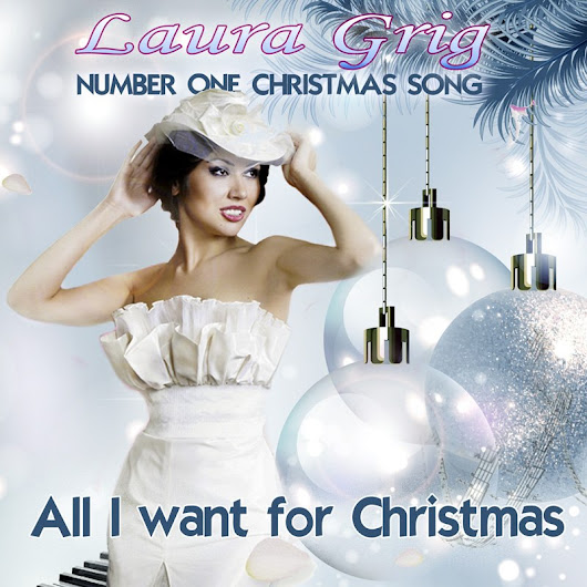 Laura Grig - All I want for Christmas (recover 2014)