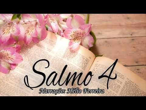 Salmo 04 | Meditação com Salmos | Hélio Ferreira