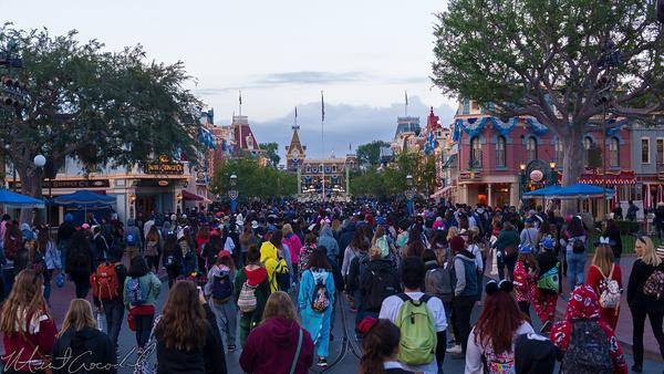 Disneyland Resort, Disneyland60, 60, Anniversary, 24, Hour, Party, Celebration, Kick, Off, Disneyland, Main Street U.S.A., Closing