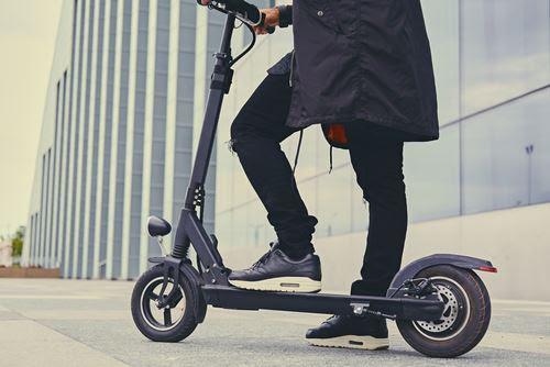 Bird Scooter Accidents: Risks, Injuries & Victims' Rights