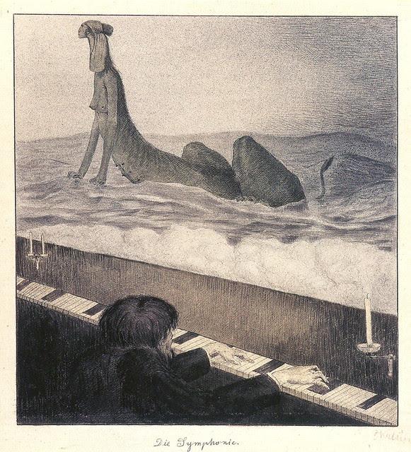"Alfred Kubin - The Symphony"", 1901-02"