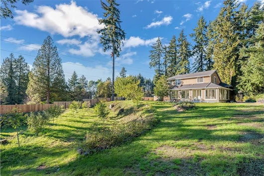 Sunny Home Near Rolling Bay on Bainbridge Island - Puget Sound Business Journal