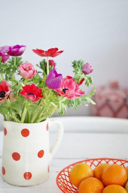 flowers & fruit