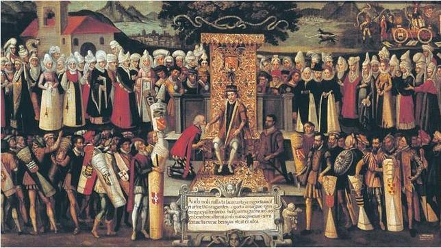 La verdadera historia del País Vasco: así se unieron Álava, Vizcaya y Guipúzcoa a Castilla