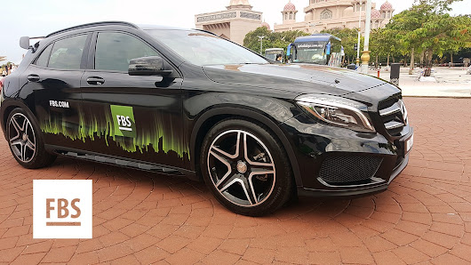 FBS interviewed the Winner of Mercedes GLA250! This is How he got the Gorgeous Car!