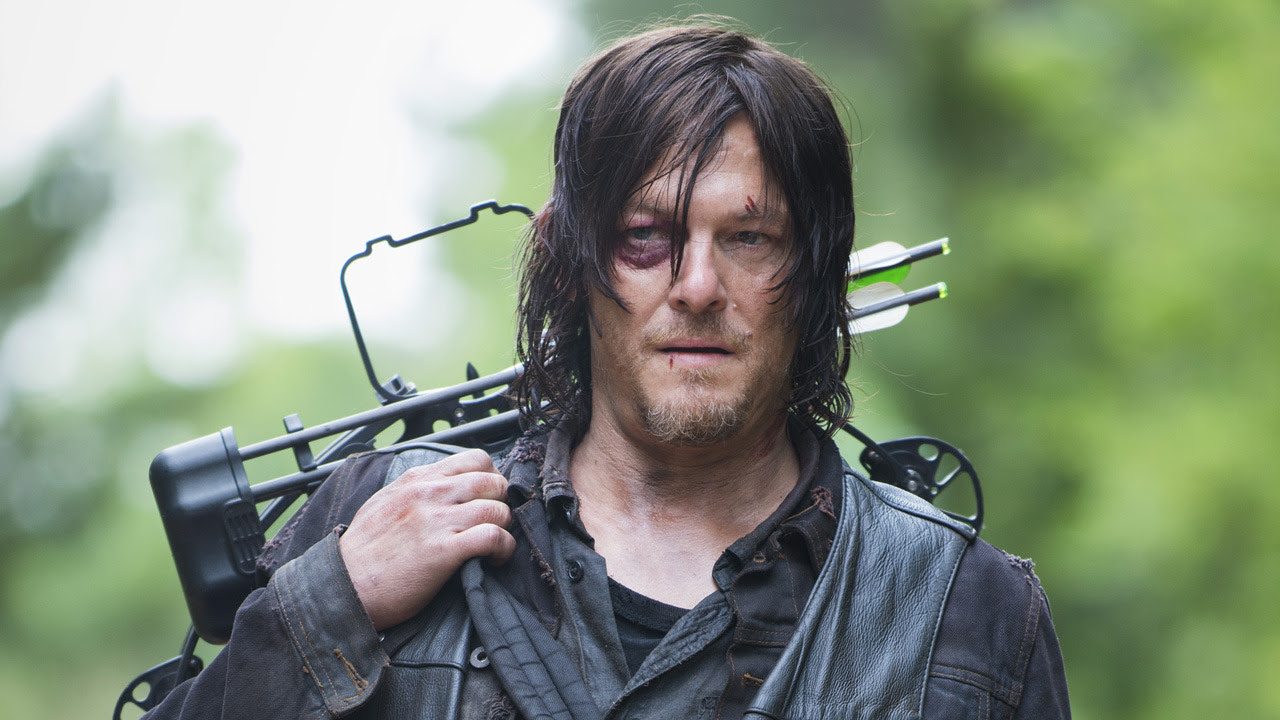Daryl The Walking Dead Wallpaper 1280x720 1211