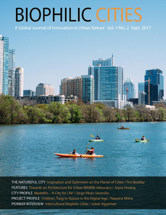 Biophilic Cities Vol. 1 Issue 2 (September 2017)