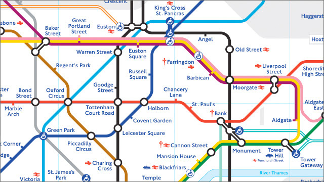 Free London Travel Maps - Download London Travel Maps - Traveller ...