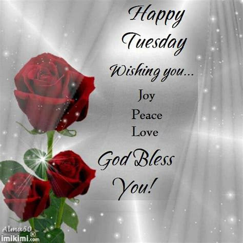 Tuesday Morning Blessing Quotes And Images Archidev