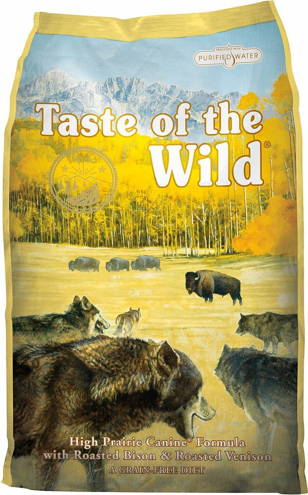 Taste of the Wild Dry Dog Food, Pacific Stream Canine Formula with ...