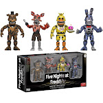 Funko Five Nights at Freddy's Nightmare 2-Inch Vinyl Figure Set