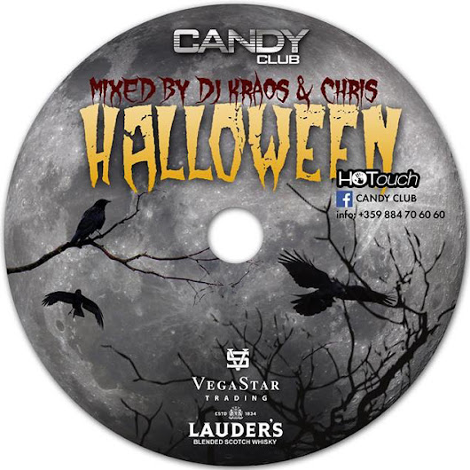 CANDY CLUB HALLOWEEN PROMO mixed by KRAOS & CHRIS