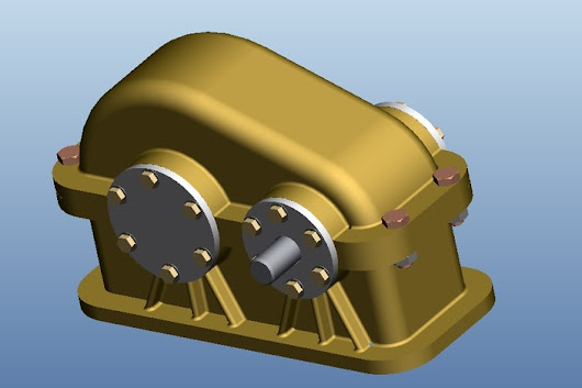 reducer - Pro/Engineer Wildfire, Other - 3D CAD model - GrabCAD