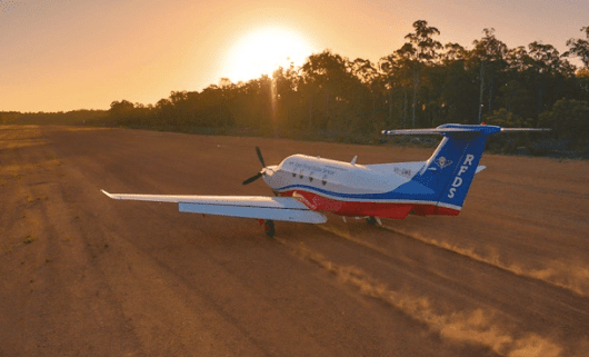 The Royal Flying Doctors Service Celebrate 90 Years with a UGC Timeline