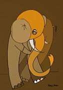 Artist  Singh - Elephant 8