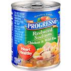 Progresso Reduced Sodium Soup, Chicken & Wild Rice - 18.5 oz can