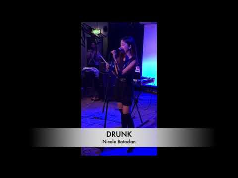 Poetry reading: DRUNK