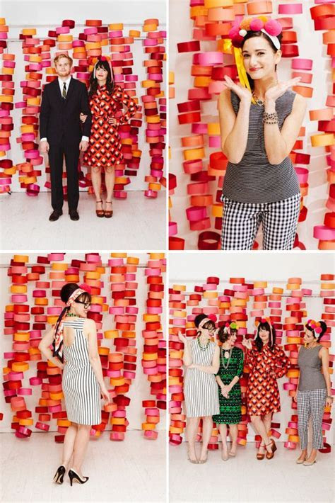 4 Easy (and Cheap!) Photo Booth Backdrops   Wedding Decor
