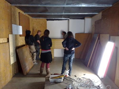 Noctilucent project in ricostruzione by durishti