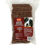 Hartz Rawhide Munchy Sticks, Hickory Beef Flavored - 150 sticks, 2.1 lb