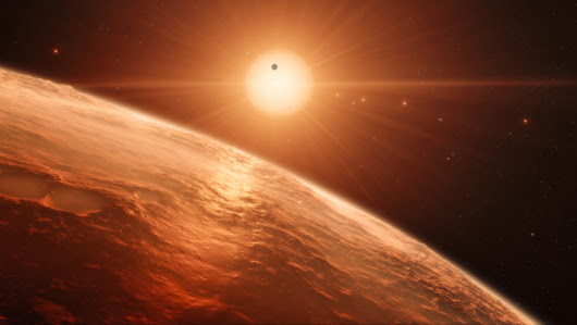 TRAPPIST-1: Nearby Dwarf Star Hosts Seven Earth-Size Exoplanets | Astronomy | Sci-News.com