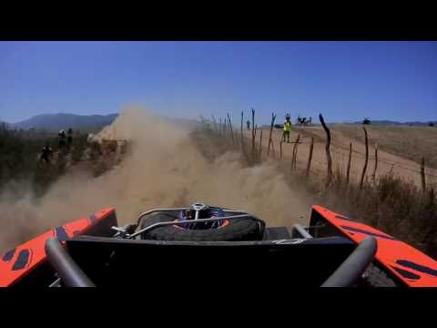 Robby Gordon during qualifying for the 2017...
