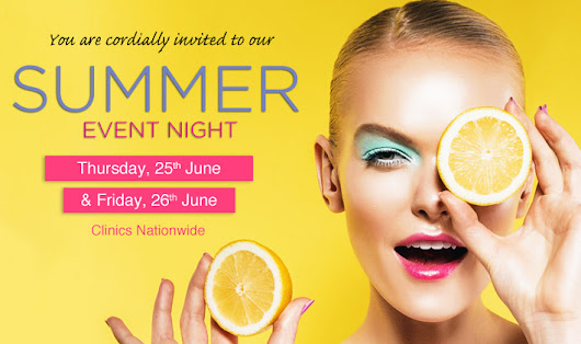 Summer Event Night at Therapie Clinic