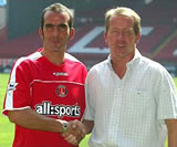 Di Canio and Curbs: Together at last