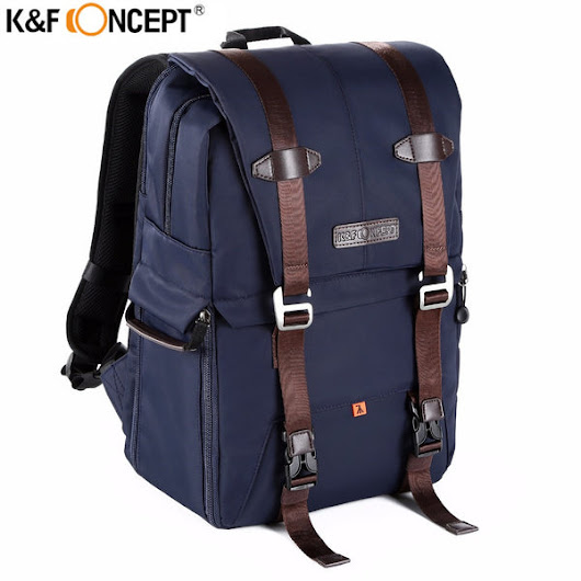 K&F CONCEPT Shockproof Camera Backpack Waterproof Multifunctional Travel/Photo/Video/Tripod Bag With Dual-layer Design For DLSR K&F CONCEPT Shockproof Camera Backpack Waterproof Multifunctional Travel/Photo/Video/Tripod Bag With Dual-layer Design For DLSR