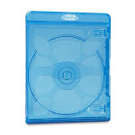 Verbatim VER98603 Blu-Ray DVD Blue Cases TAA