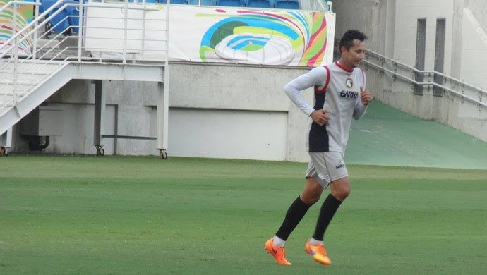 RN - Vaná, atacante Globo FC (Foto: Divulgação/Globo FC)