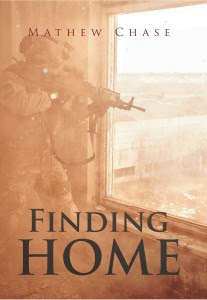 Finding Home - Front Cover