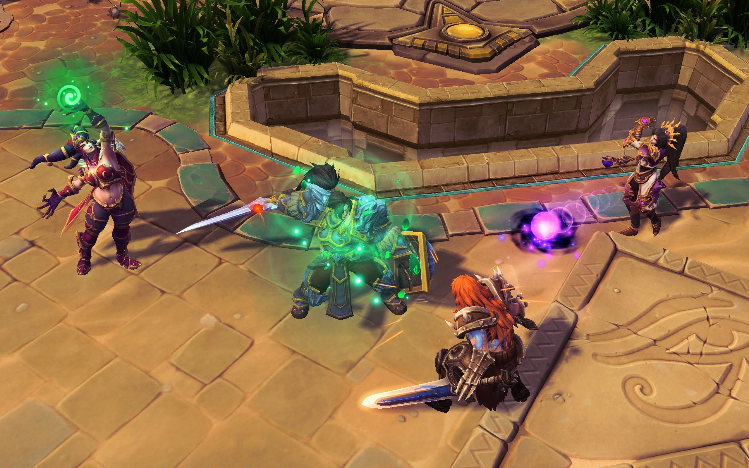 One of the biggest patches ever for Heroes of the Storm is in PTR screenshot