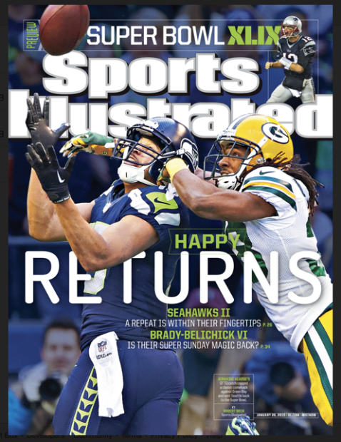 Sports Illustrated Lays Off All Staff Photographers  | NPPA