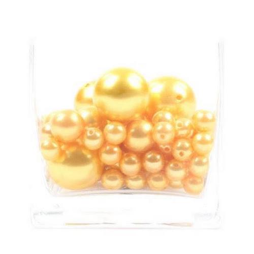 Google Express Winston Porter Hildegarde Floating Pearl Beads Vase